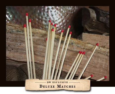 deluxe matches