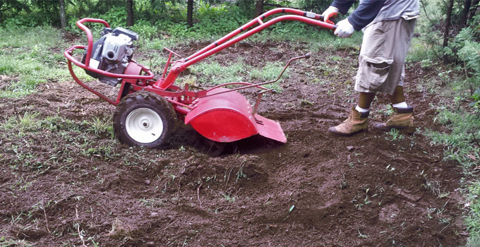 troy bilt horse rototiller manual